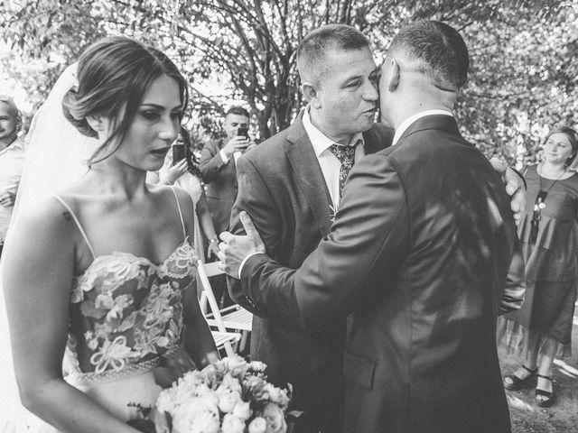 Il matrimonio di Giuseppe e Ana a Seregno, Monza e Brianza 90