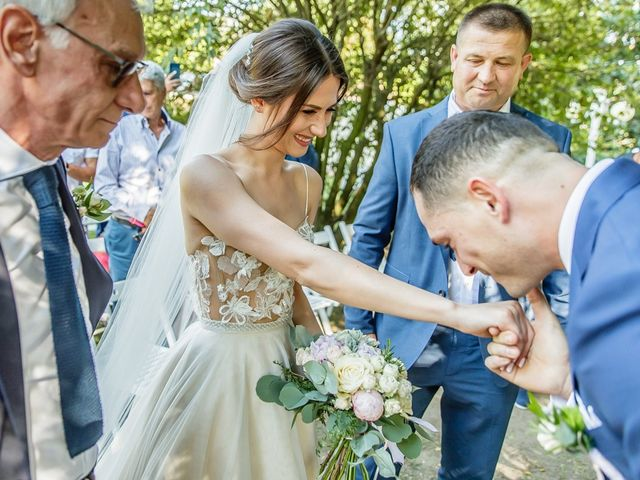 Il matrimonio di Giuseppe e Ana a Seregno, Monza e Brianza 91