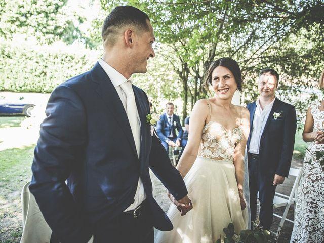 Il matrimonio di Giuseppe e Ana a Seregno, Monza e Brianza 92