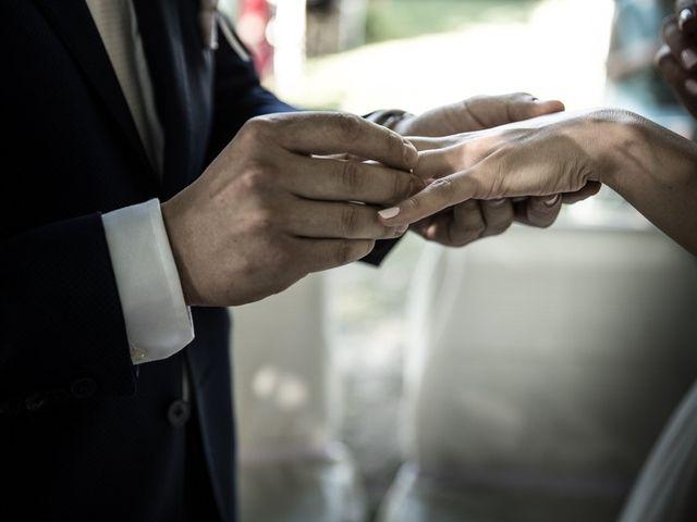 Il matrimonio di Giuseppe e Ana a Seregno, Monza e Brianza 95