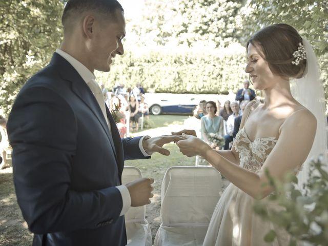 Il matrimonio di Giuseppe e Ana a Seregno, Monza e Brianza 96