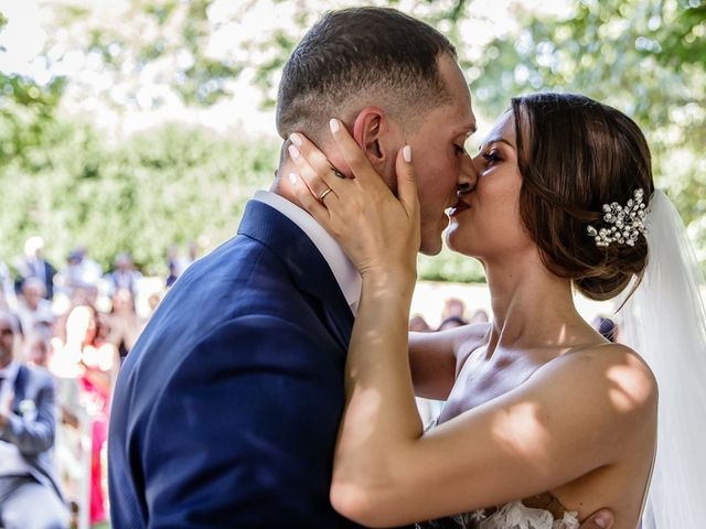 Il matrimonio di Giuseppe e Ana a Seregno, Monza e Brianza 99