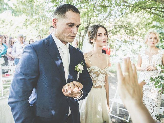 Il matrimonio di Giuseppe e Ana a Seregno, Monza e Brianza 107