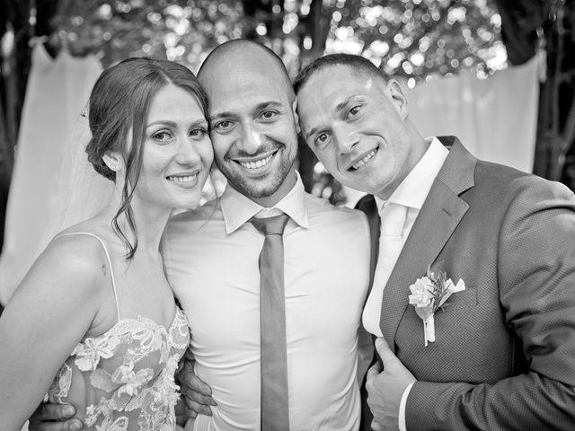 Il matrimonio di Giuseppe e Ana a Seregno, Monza e Brianza 108