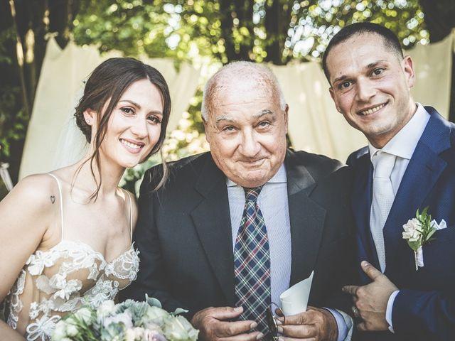 Il matrimonio di Giuseppe e Ana a Seregno, Monza e Brianza 109