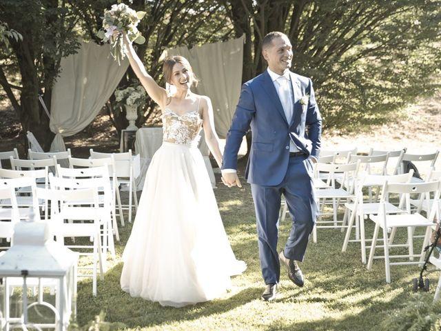 Il matrimonio di Giuseppe e Ana a Seregno, Monza e Brianza 113