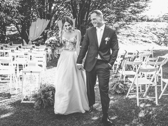 Il matrimonio di Giuseppe e Ana a Seregno, Monza e Brianza 114