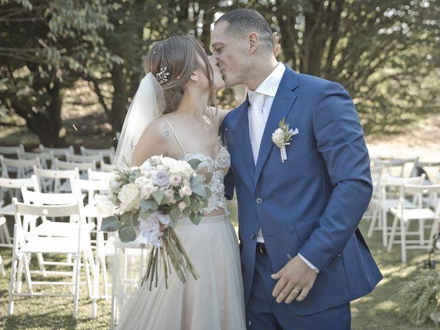Il matrimonio di Giuseppe e Ana a Seregno, Monza e Brianza 115