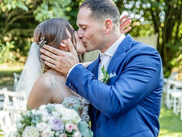 Il matrimonio di Giuseppe e Ana a Seregno, Monza e Brianza 116