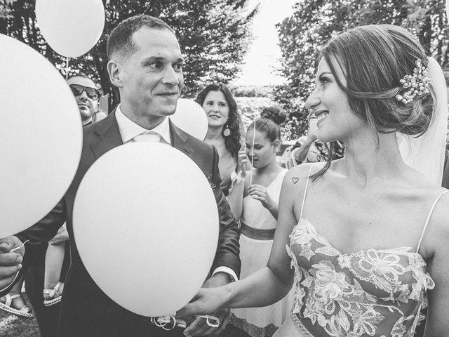 Il matrimonio di Giuseppe e Ana a Seregno, Monza e Brianza 121
