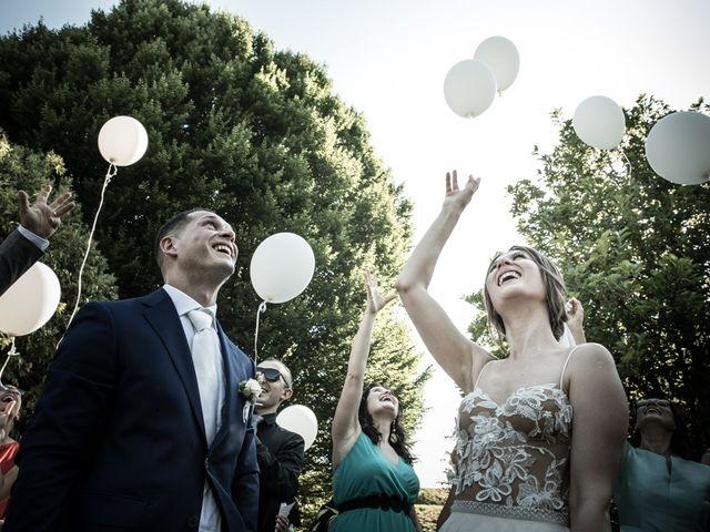 Il matrimonio di Giuseppe e Ana a Seregno, Monza e Brianza 122