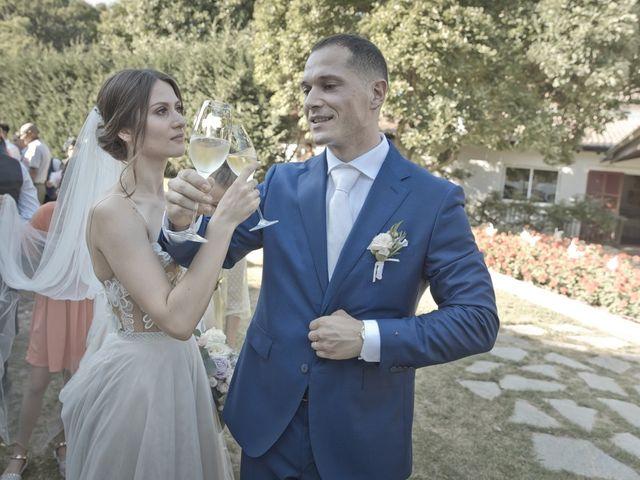 Il matrimonio di Giuseppe e Ana a Seregno, Monza e Brianza 127
