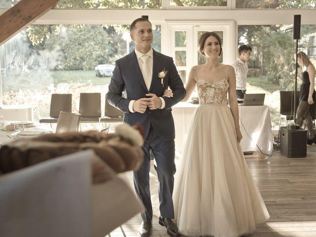 Il matrimonio di Giuseppe e Ana a Seregno, Monza e Brianza 140
