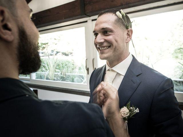 Il matrimonio di Giuseppe e Ana a Seregno, Monza e Brianza 145
