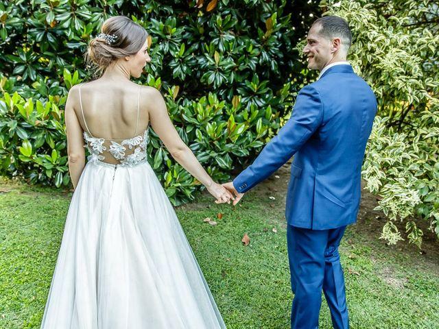 Il matrimonio di Giuseppe e Ana a Seregno, Monza e Brianza 147