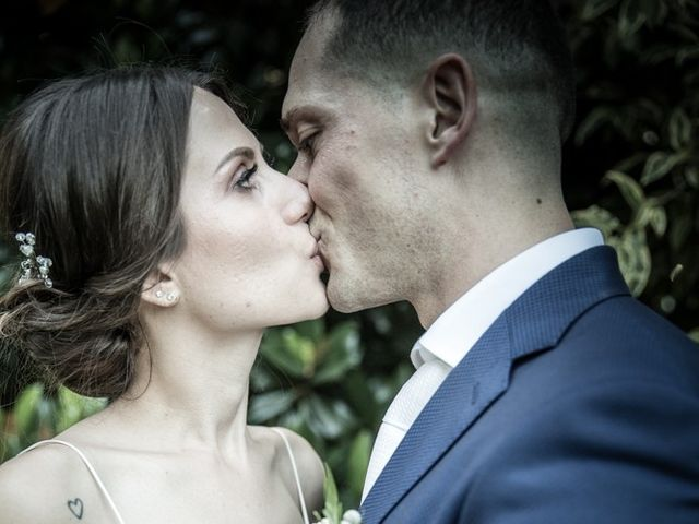 Il matrimonio di Giuseppe e Ana a Seregno, Monza e Brianza 149