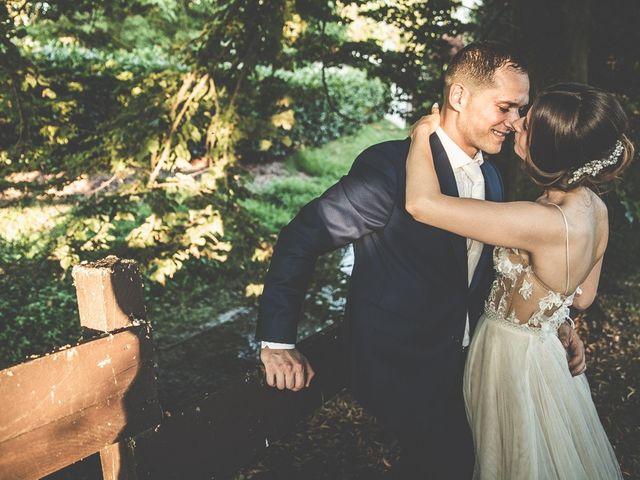Il matrimonio di Giuseppe e Ana a Seregno, Monza e Brianza 156