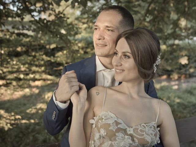 Il matrimonio di Giuseppe e Ana a Seregno, Monza e Brianza 158