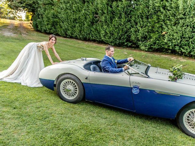 Il matrimonio di Giuseppe e Ana a Seregno, Monza e Brianza 160