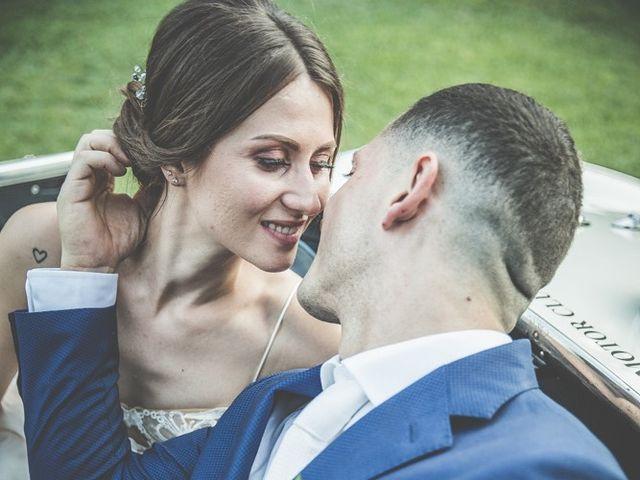 Il matrimonio di Giuseppe e Ana a Seregno, Monza e Brianza 165