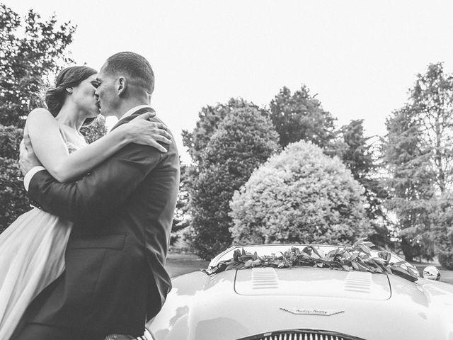 Il matrimonio di Giuseppe e Ana a Seregno, Monza e Brianza 168