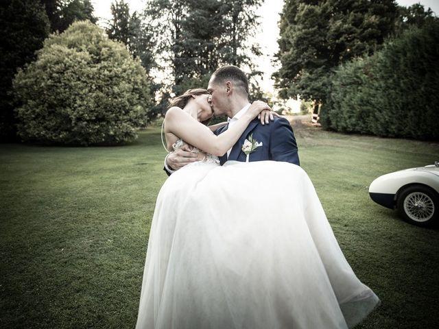 Il matrimonio di Giuseppe e Ana a Seregno, Monza e Brianza 170