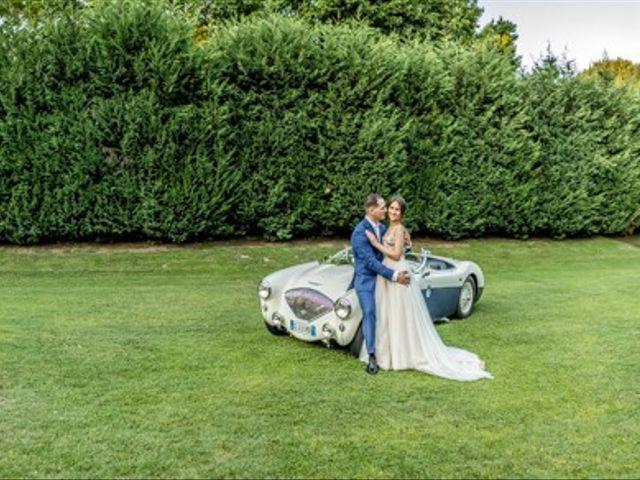 Il matrimonio di Giuseppe e Ana a Seregno, Monza e Brianza 171