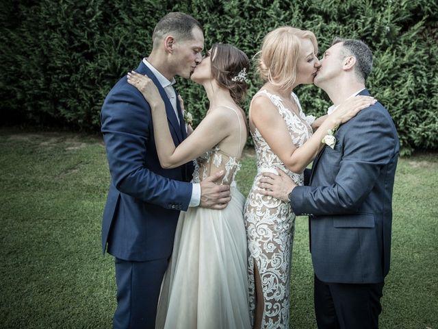 Il matrimonio di Giuseppe e Ana a Seregno, Monza e Brianza 173