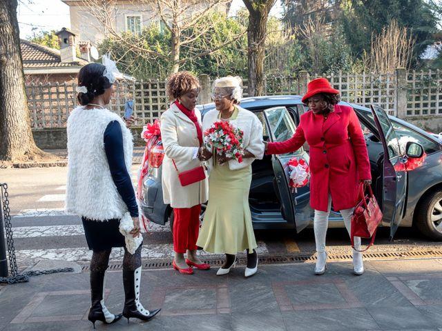 Il matrimonio di Celestin e Clarisse a Lodi, Lodi 6
