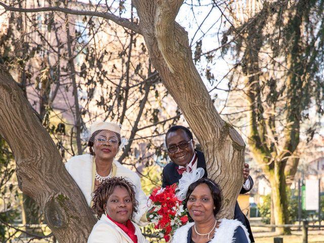 Il matrimonio di Celestin e Clarisse a Lodi, Lodi 9