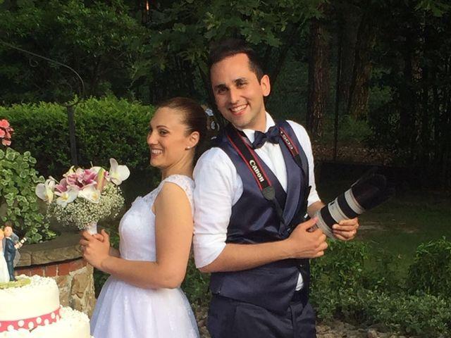 Il matrimonio di Tommy e Chicca a Desio, Monza e Brianza 3