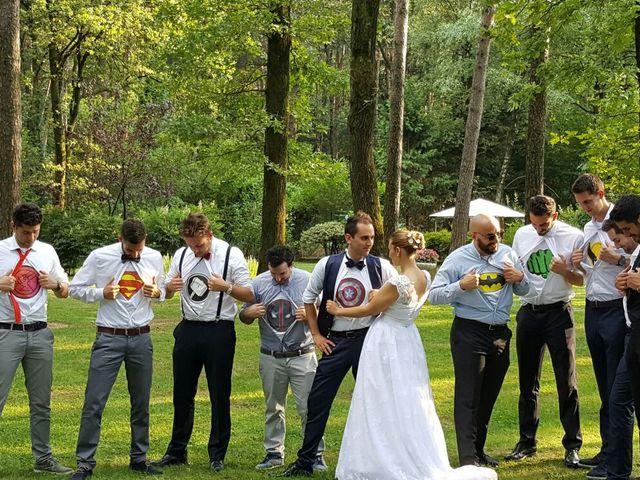 Il matrimonio di Tommy e Chicca a Desio, Monza e Brianza 7