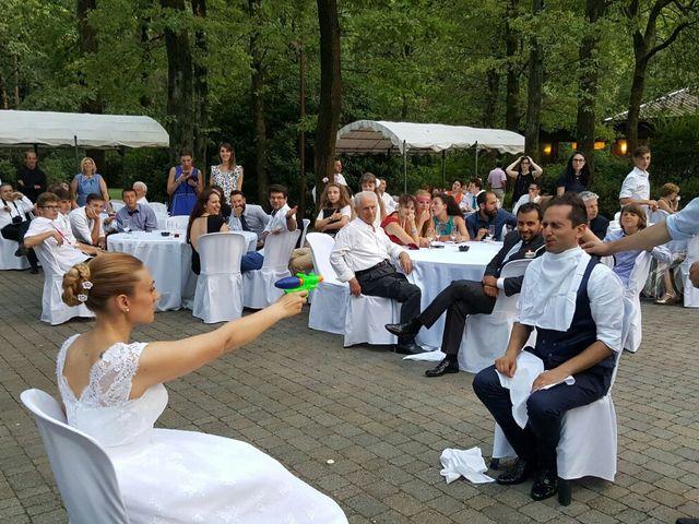 Il matrimonio di Tommy e Chicca a Desio, Monza e Brianza 9