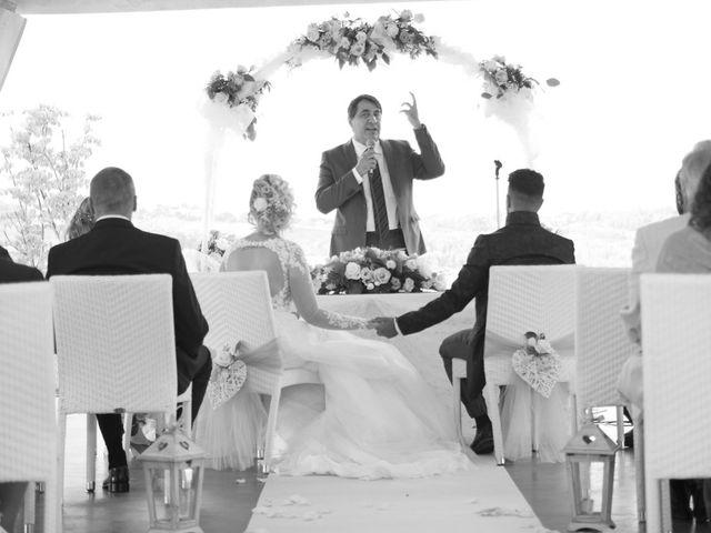 Il matrimonio di Omar e Serena a Alessandria, Alessandria 25