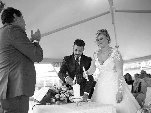 Il matrimonio di Omar e Serena a Alessandria, Alessandria 27