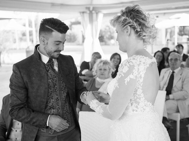 Il matrimonio di Omar e Serena a Alessandria, Alessandria 29