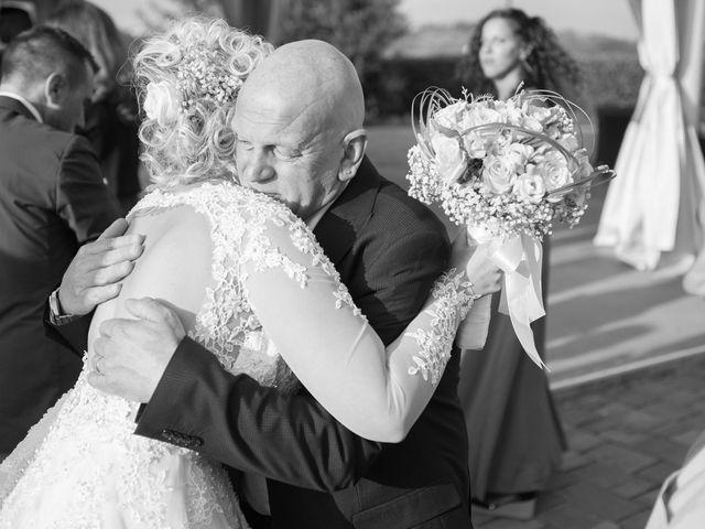 Il matrimonio di Omar e Serena a Alessandria, Alessandria 34