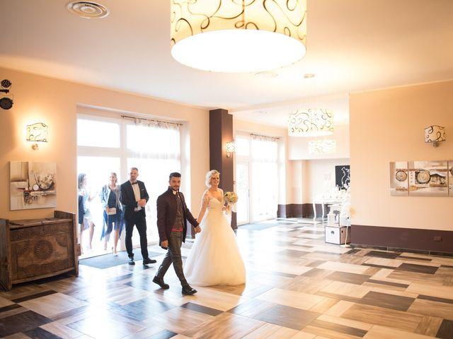 Il matrimonio di Omar e Serena a Alessandria, Alessandria 42