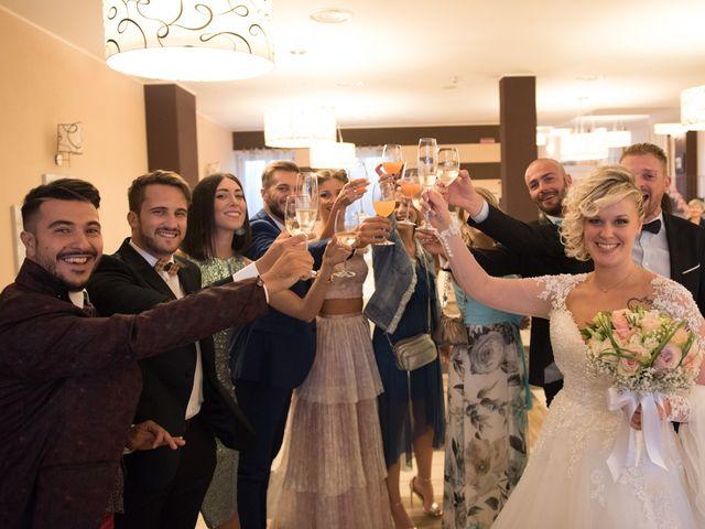 Il matrimonio di Omar e Serena a Alessandria, Alessandria 43
