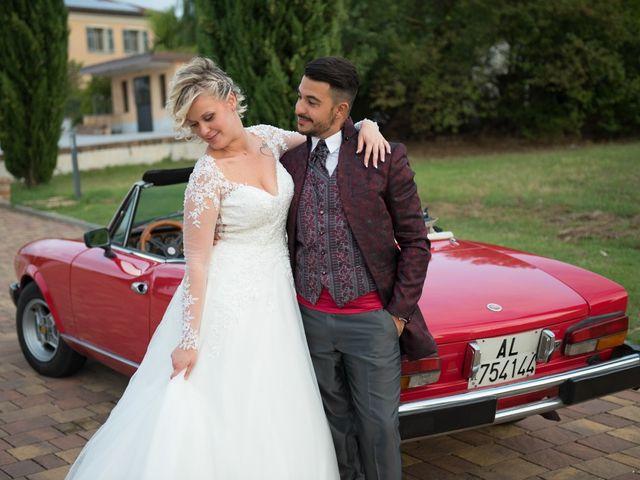 Il matrimonio di Omar e Serena a Alessandria, Alessandria 1