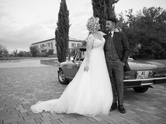 Il matrimonio di Omar e Serena a Alessandria, Alessandria 45
