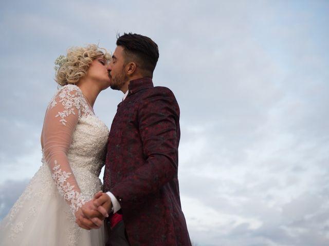 Il matrimonio di Omar e Serena a Alessandria, Alessandria 50