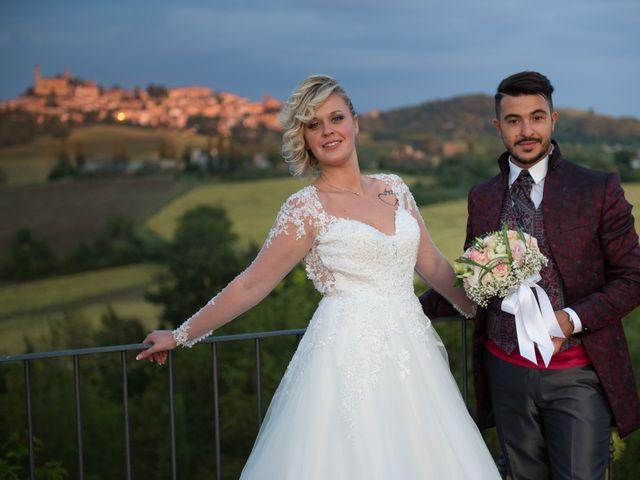 Il matrimonio di Omar e Serena a Alessandria, Alessandria 52