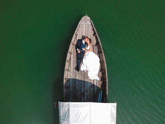 Le nozze di Maristella e Marco