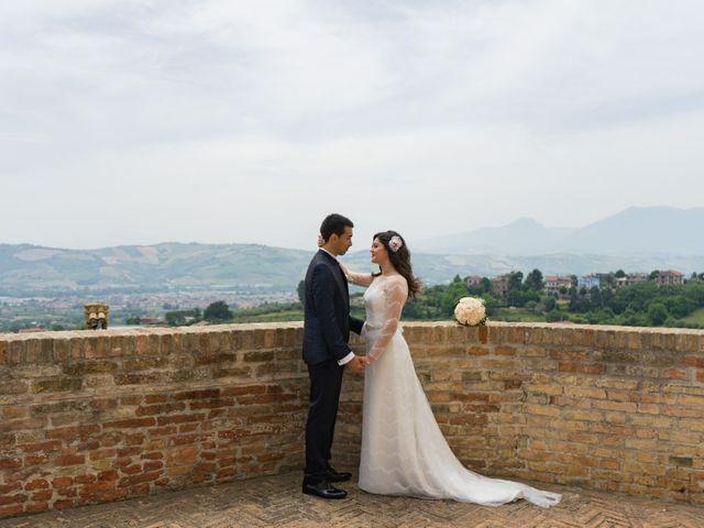 Il matrimonio di Claudio e Gina a Spinetoli, Ascoli Piceno 3