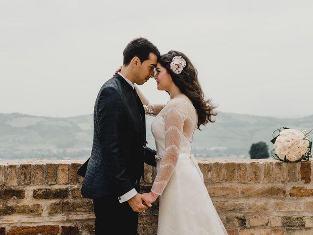 Il matrimonio di Claudio e Gina a Spinetoli, Ascoli Piceno 1