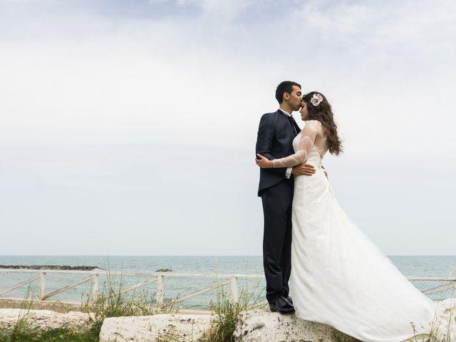 Il matrimonio di Claudio e Gina a Spinetoli, Ascoli Piceno 8