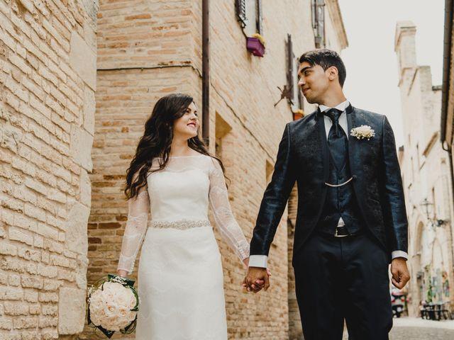 Il matrimonio di Claudio e Gina a Spinetoli, Ascoli Piceno 2