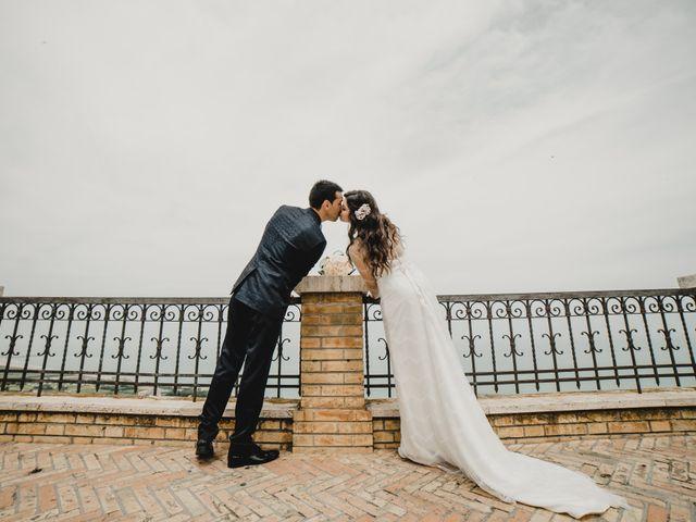 Il matrimonio di Claudio e Gina a Spinetoli, Ascoli Piceno 15