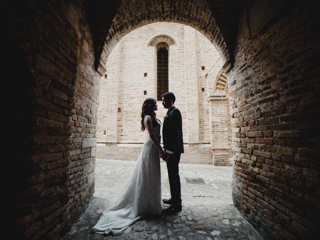 Le nozze di Gina e Claudio